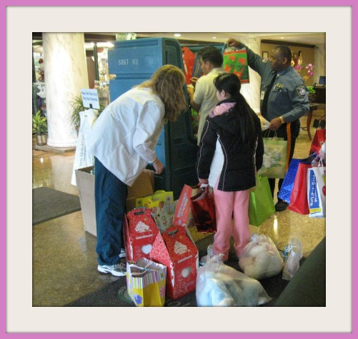 Project for Hope - Delivery at Holy Name Hospital