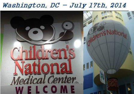 Children's National Medical Center, Washington DC